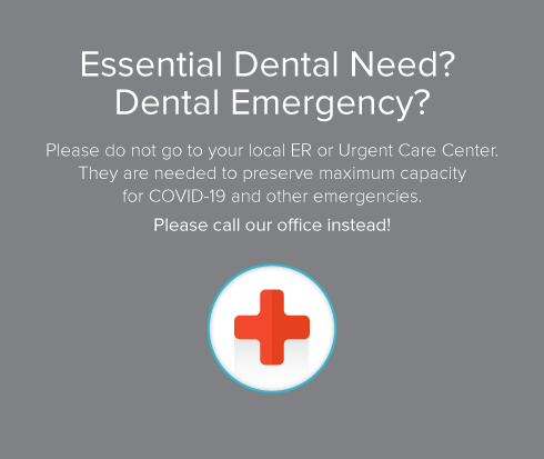 Essential Dental Need & Dental Emergency - The Dental Office on Soquel Canyon